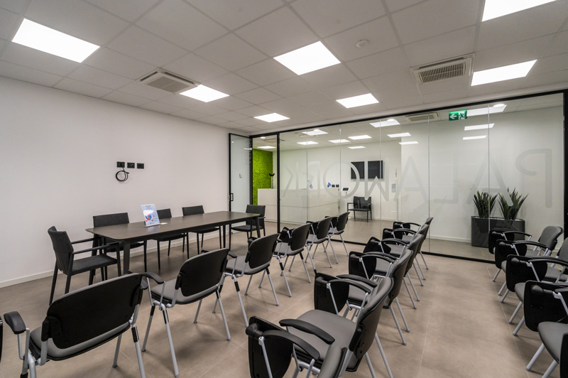 Coworking PalaWork | Il nuovo spazio coworking a Bergamo